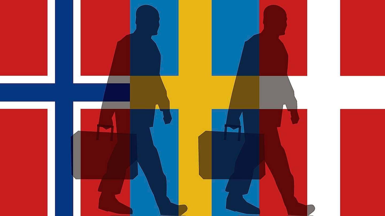 Så ulikt møtes asylsøkerne i Norge, Sverige og Danmark - Aftenposten