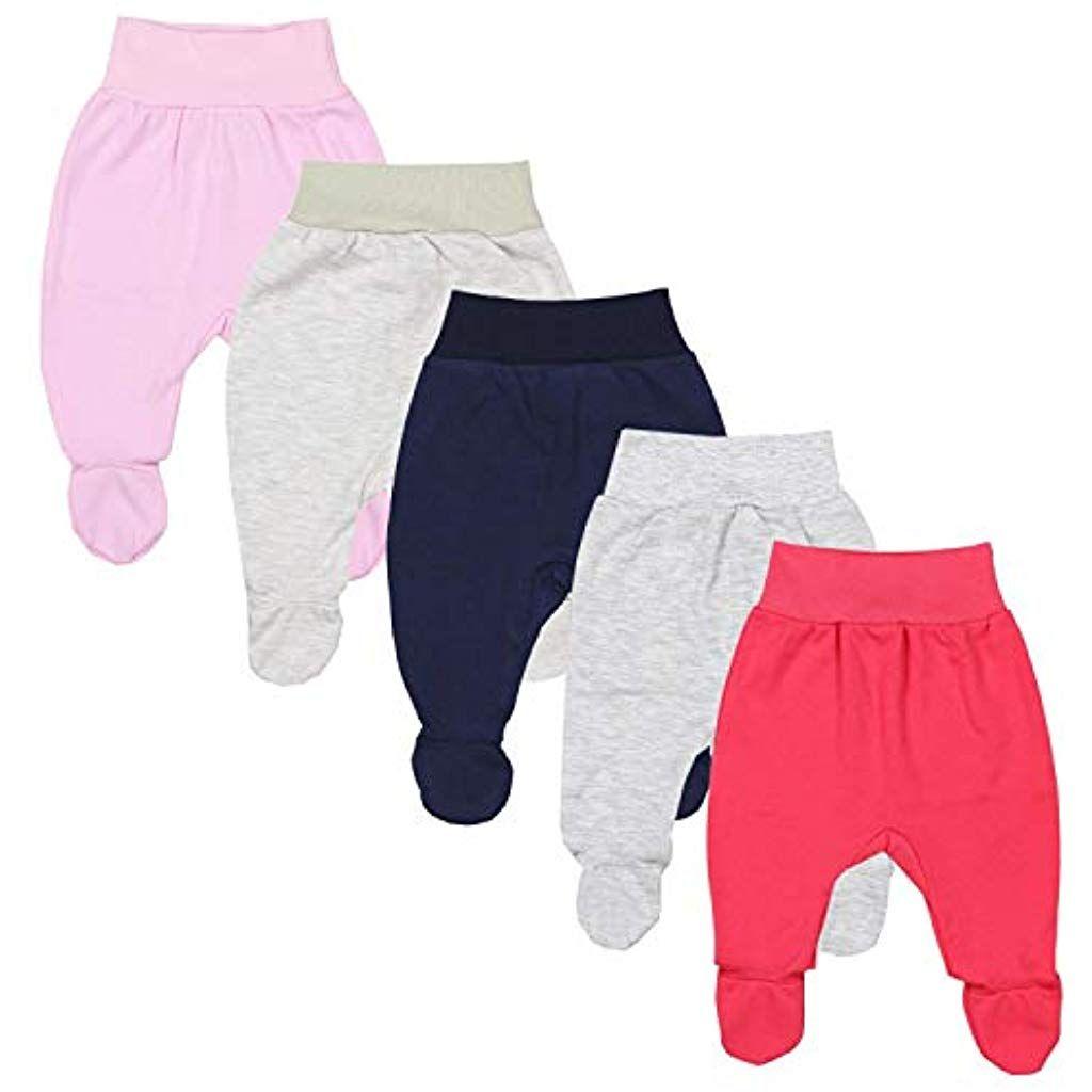 Lot de 5 TupTam Pantalon de Jogging pour B/éb/és