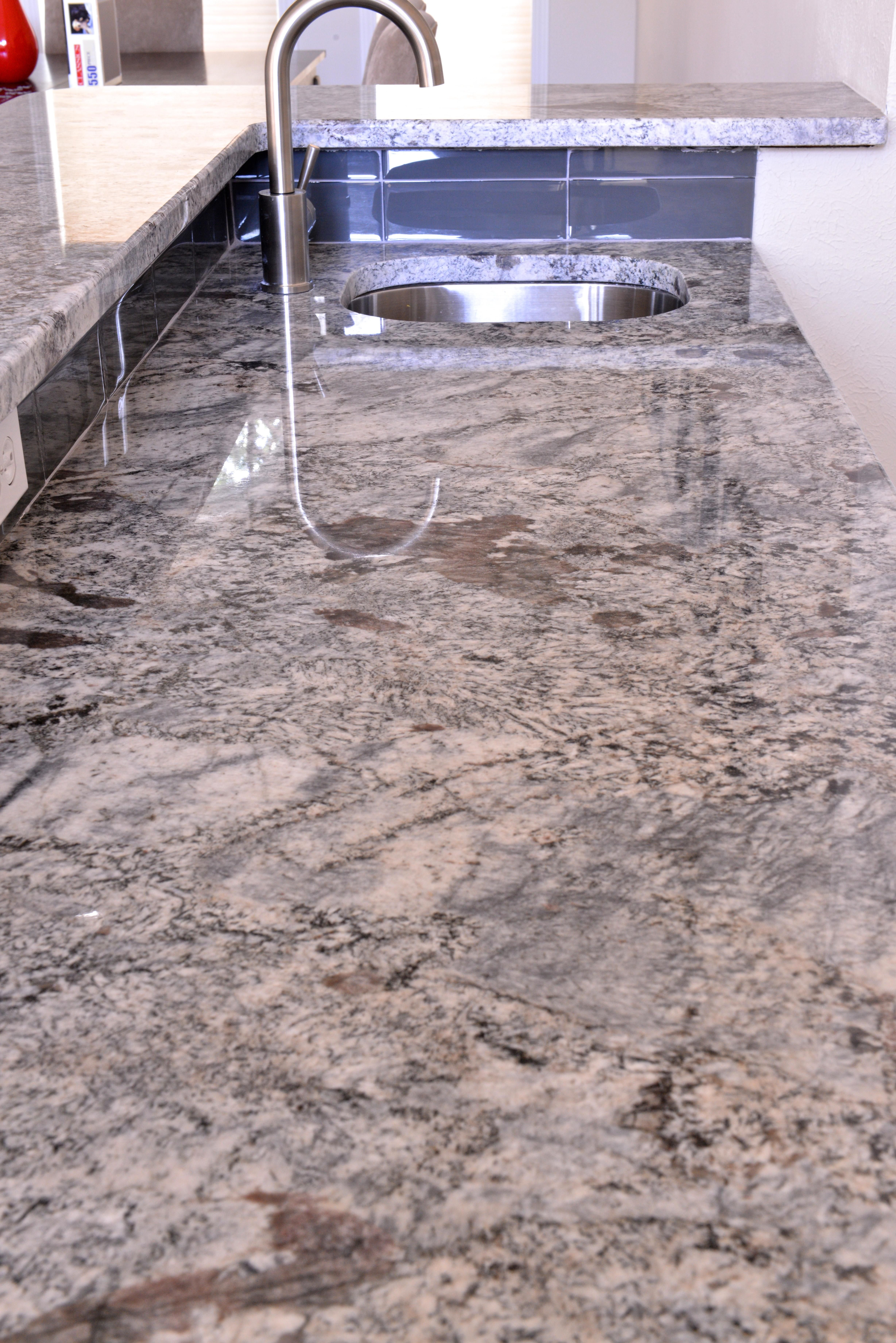 Pin By Levantina Usa On Kitchens We Love Fabulous Kitchens Blue Granite Granite Tile