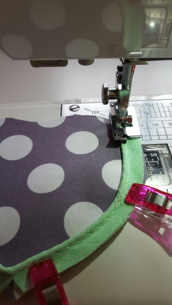 Zusammen mit einer Freundin habe ich meine erste Softshell Jacke - design des projekts kinder zusammen
