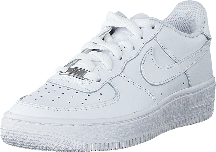 Köp Nike Air Force 1 (GS) White Skor Online | Nike air force