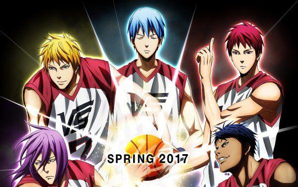 New Kuroko S Basketball Last Game Anime Teaser Arrives Kuroko