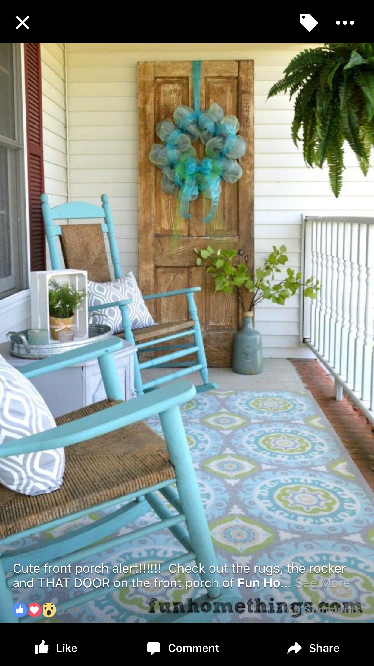Front Porch Design Decorating Porches Diy Ideas Designs