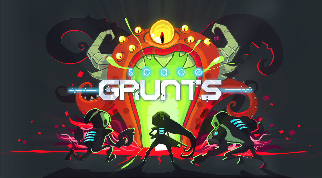 Space Grunts by Orangepixel Indie games, Grunt, Arcade