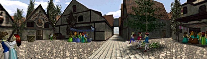 File Ootmarket Jpg Zelda Wiki Legend Of Zelda Ocarina Of Time Castle
