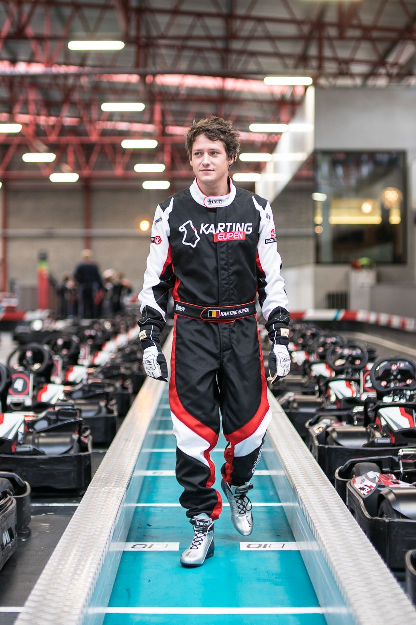 Custom made FreeM Karting Suit  Karting Eupen Style | Races