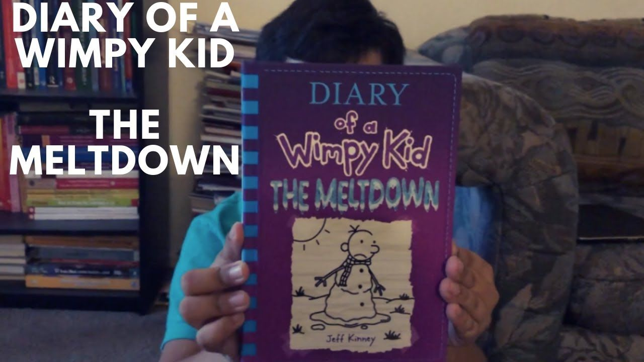 Diary Of A Wimpy Kid The Meltdown Review Wimpy Kid Wimpy Kid Books Wimpy