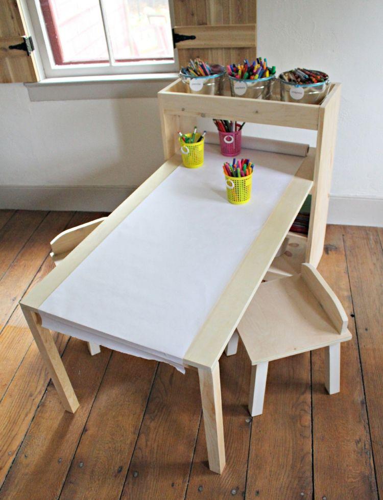 Spieltisch Selber Bauen einen spieltisch selber bauen aus einem fertigen tisch und einem
