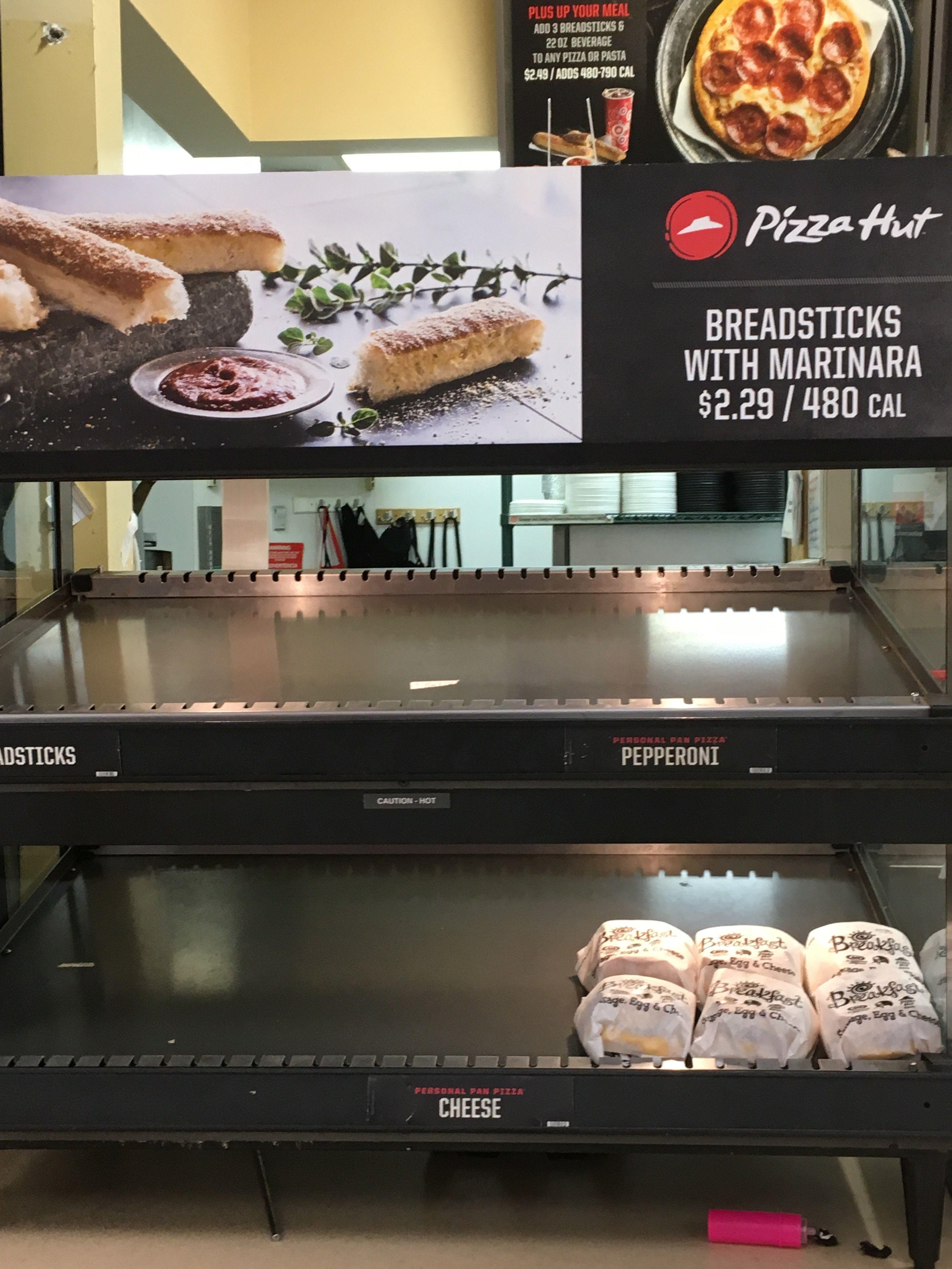 Tar Pizza Hut Washington DC May 2017