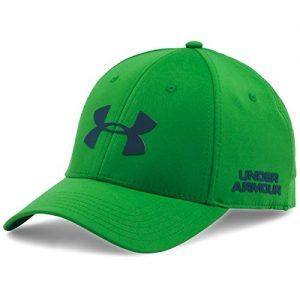super popular db247 082f7 Under Armour 2016 Headline Stretch Fit Hat Performance Mens Golf Cap  Putting Green Large XL
