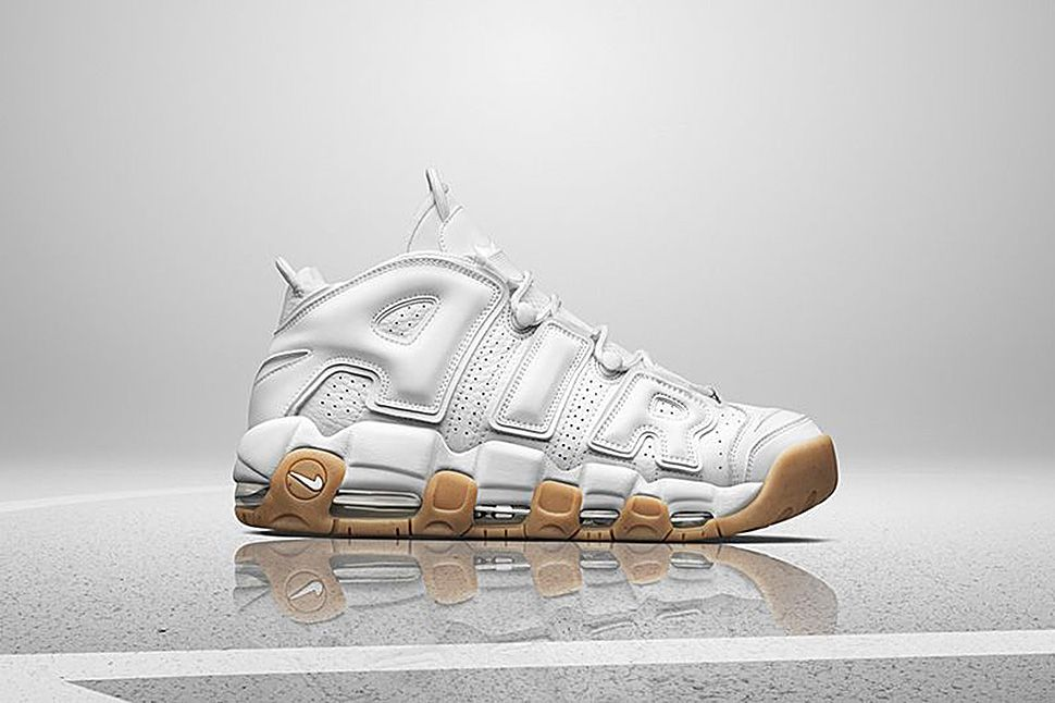 new products e10c2 7f9f7 Originals Nike Air More Uptempo Navy Orange White
