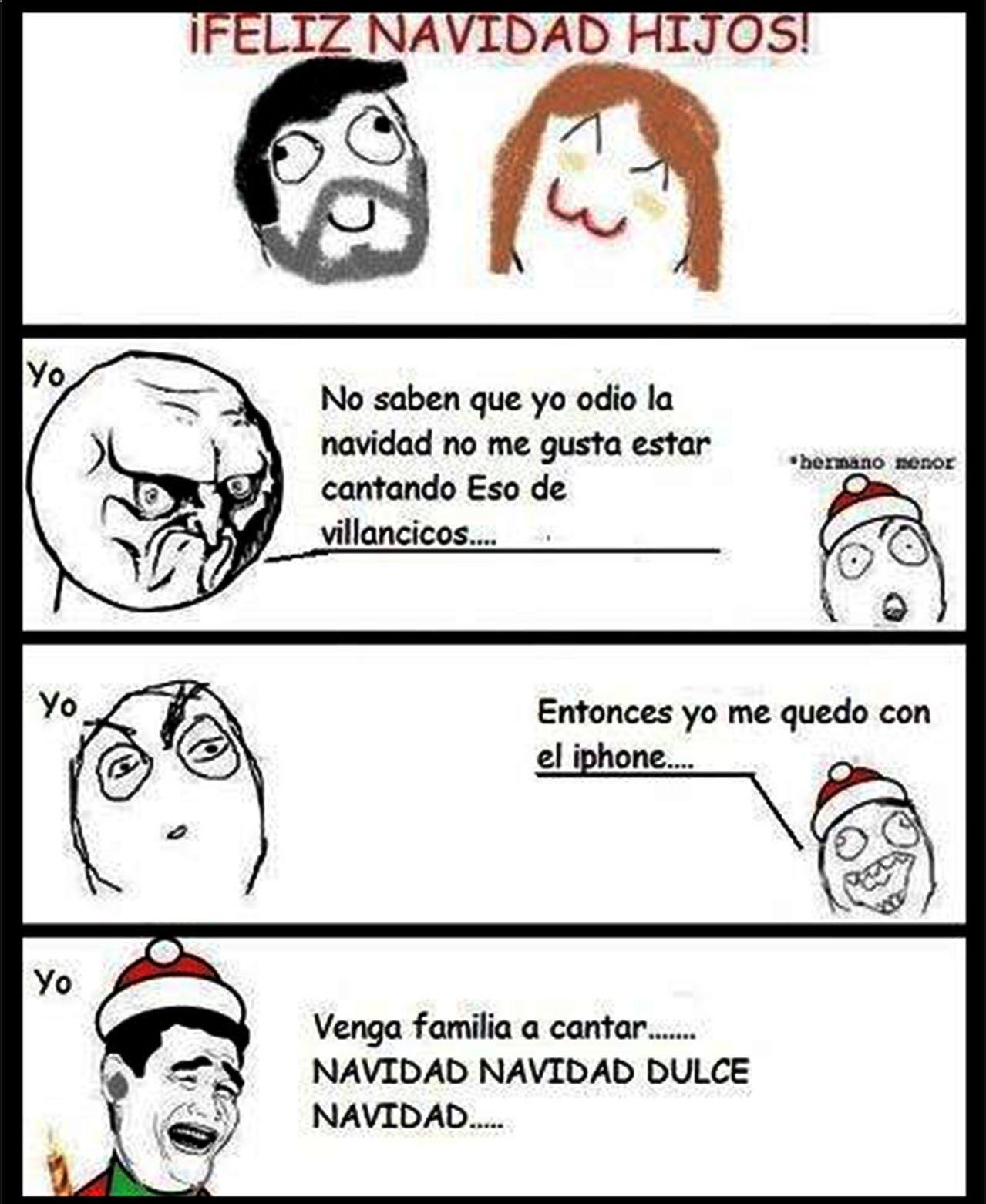 Feliz Navidad Jajajajaja Memes Memes En Espanol Frases Divertidas