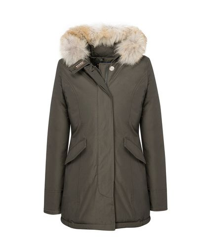 Woolrich mantel arctic parka