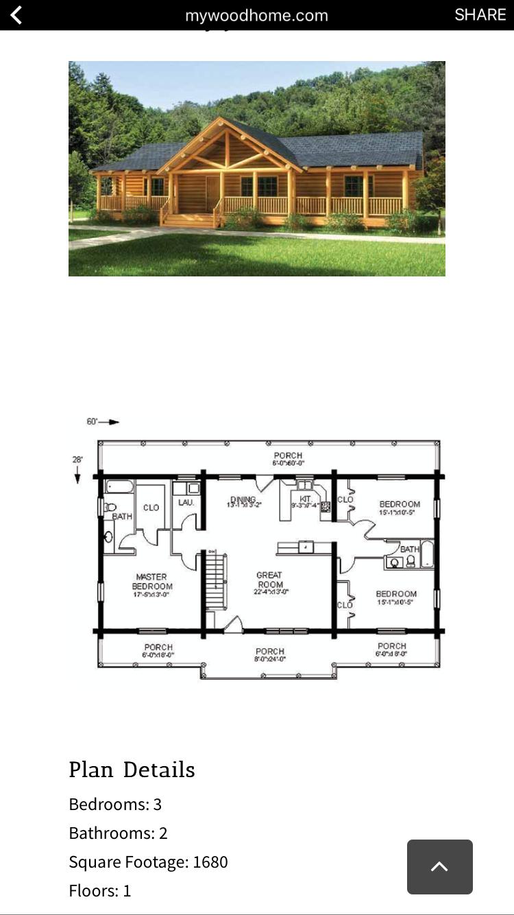 2do Plano Para Mampili Cabin House Plans Craftsman House Plans My House Plans