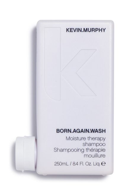 BORN.AGAIN.WASH /  Shampoing nourrissant ultra riche pour cheveux abîmés et déshydratés #Kevin.Murphy