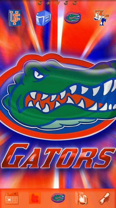 Florida Gators Android Wallpaper Florida gators, Florida