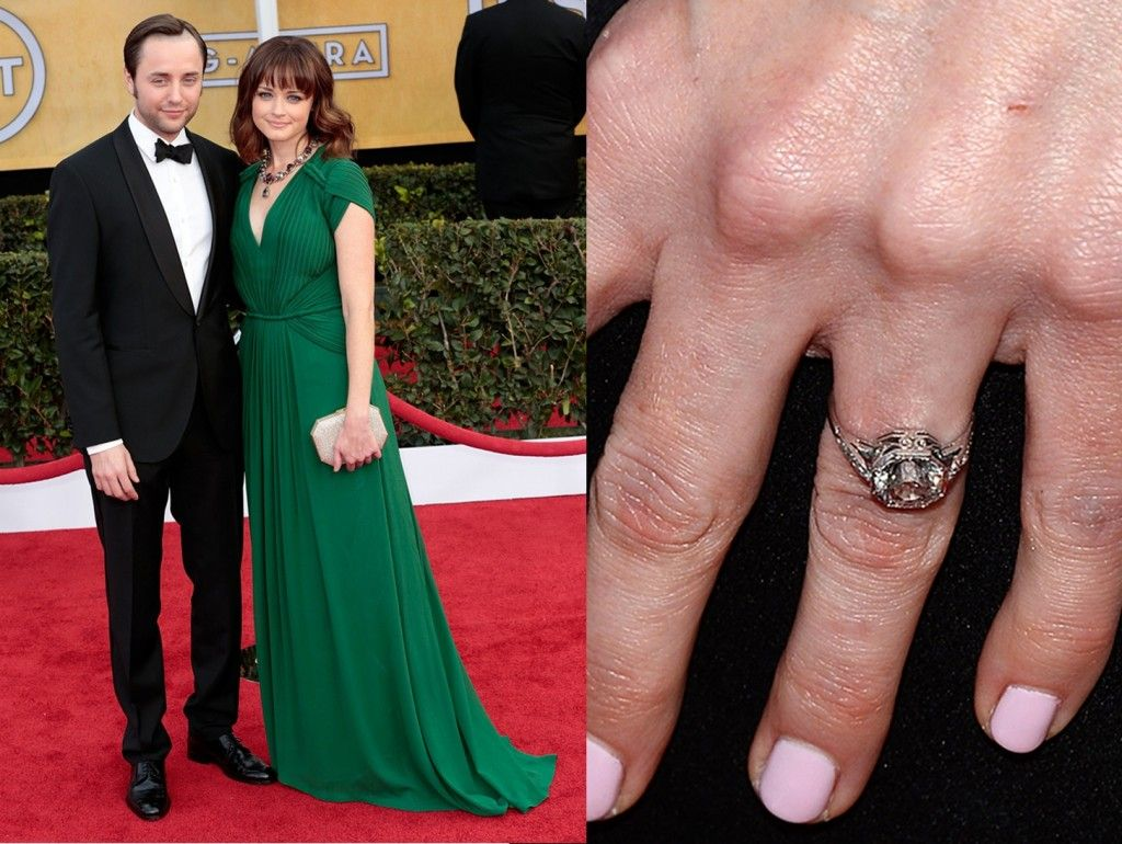 Watch Famous vintage engagement rings video