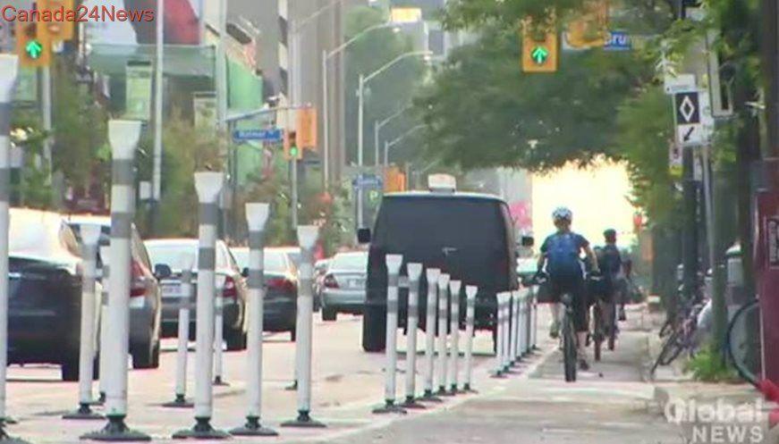 Final City Staff Report On Bloor Street Bike Lanes Pilot Project