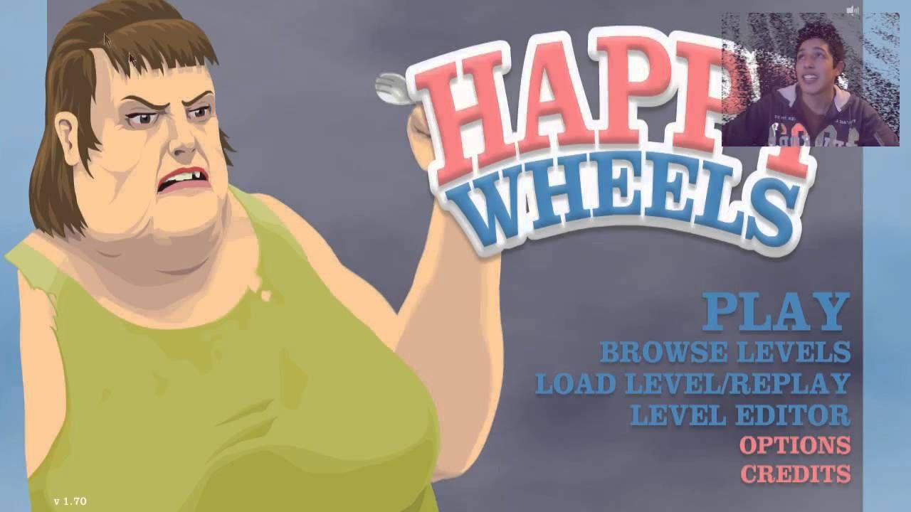 Super Happy wheels vendido a Mc Donald's ''Turn down for what''