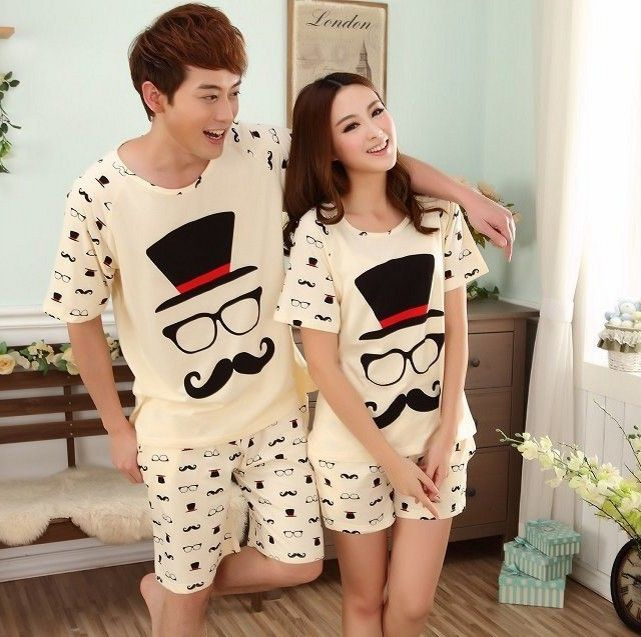 a juego en color fábrica bajo costo pijamas de pareja - Buscar con Google | ModaChic20<3 ...