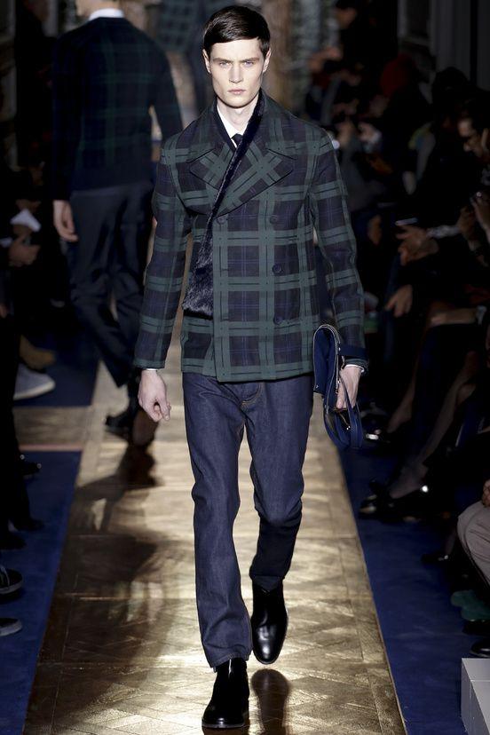 VALENTINO Autumn/Winter 2013-2014 men #4daboyz #delortaeagency #designer #luxury
