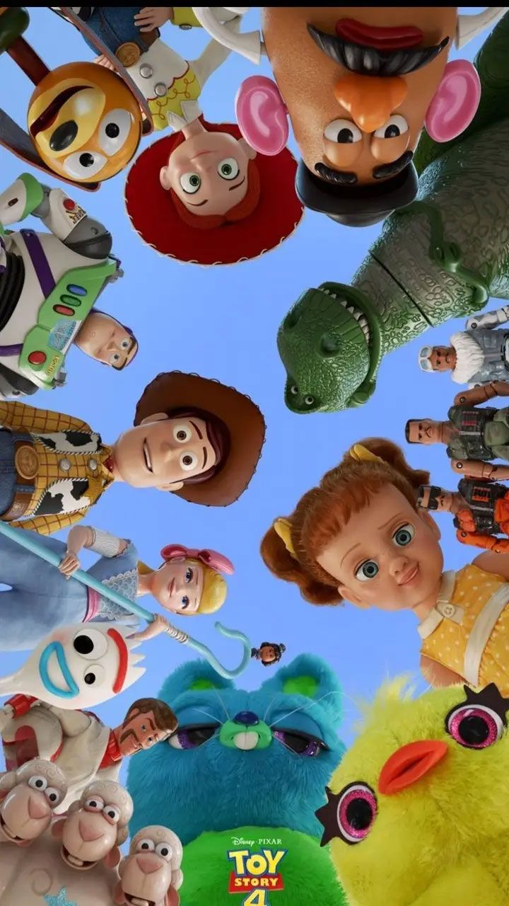 Pin On Toy Story Wallpapers
