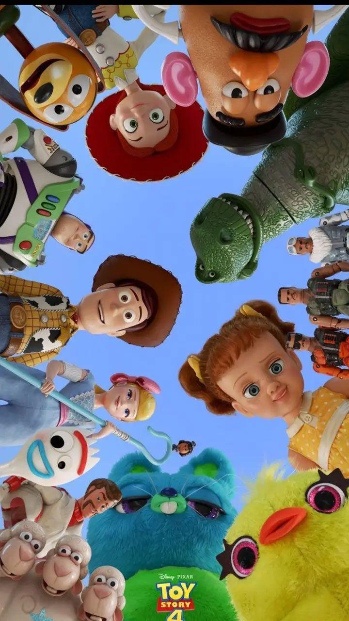 Download Hd Desktop Wallpapers For Your Desktop Pcs Wallpaper Hubs Toy Story Movie Disney Toys Pixar Movies