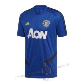 Formazione Manchester United 2019 2020 Blu Kit Calcio Completi ...