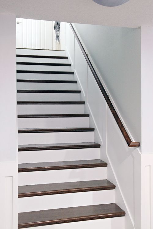 Do It Yourself Stairway Handrail Installation Diy Staircase Staircase Design Interior Stairs