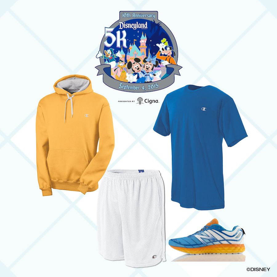 Next weekend, thousands of runners will join together to run and celebrate the 10th anniversary of Disneyland Half Marathon Weekend presented by Cigna. Kick off the weekend in style at the Disneyland 5K by sporting the Men's Limited Edition runDisney Collection Fresh Foam Boracay inspired by Donald Duck shoe. These shoes will be available exclusively at the runDisney Health & Fitness Expo.