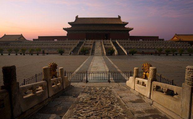 As mais espetaculares locações do cinema pelo mundo. (Cidade Proibida, Pequim, China)