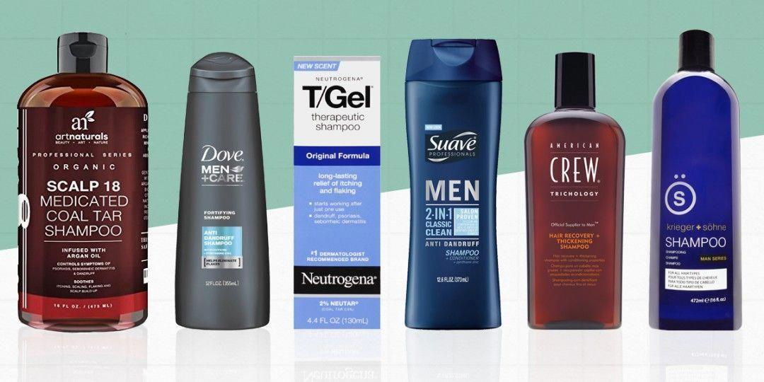 Best Dandruff Shampoos Askmen Shampoo For Dry Scalp Mens