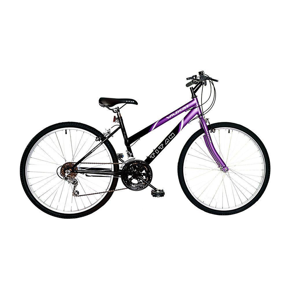 Women S Titan Wildcat 12 Speed 26 In Wheel Mountain Bike