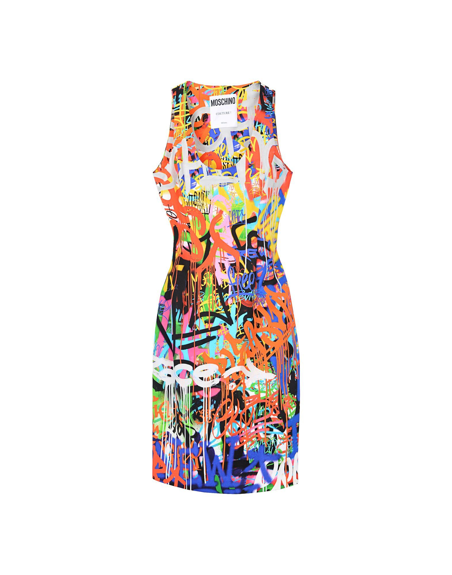 Short Dress Women - Moschino Online Store