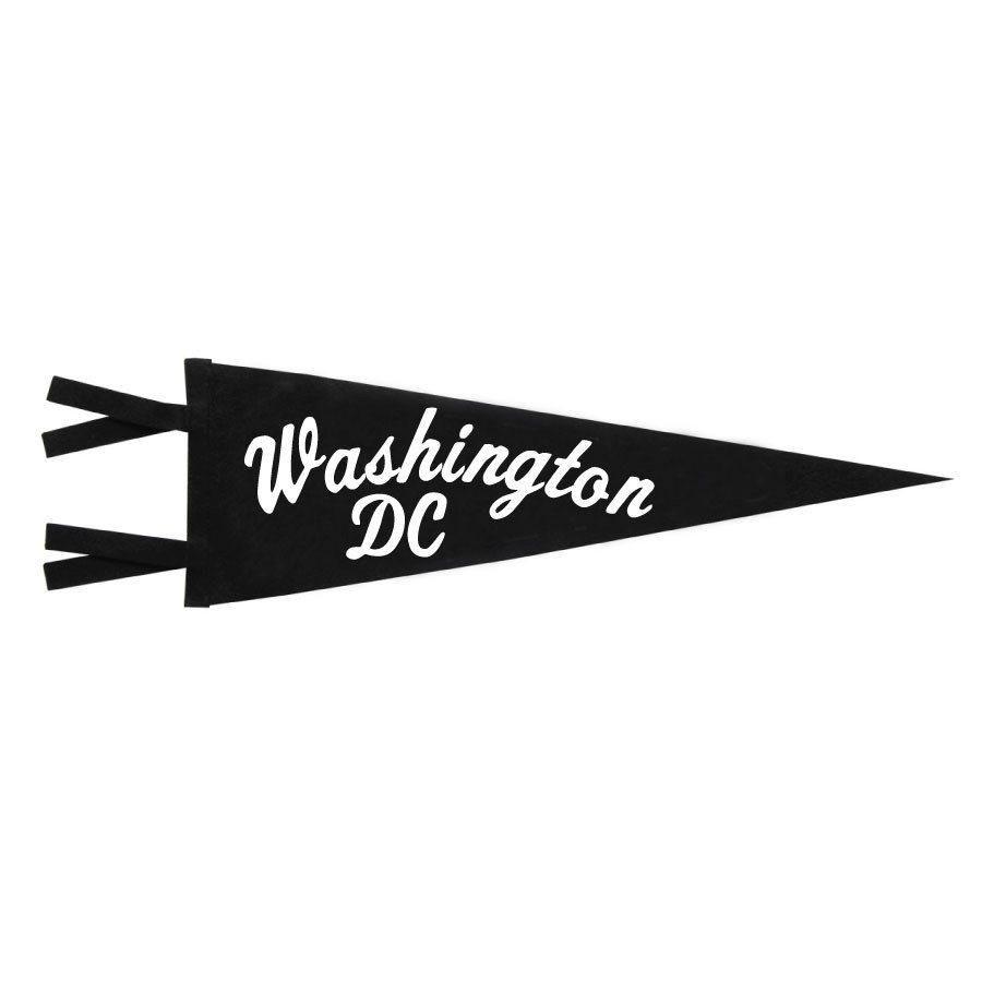 Washington dc pennant Washington dc Contemporary and Spaces