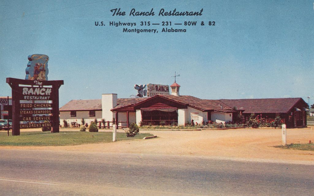 The Ranch Restaurant Montgomery, Alabama Ranch