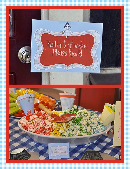 Wizard Of Oz Party Ideas Holiday Party Treats Wizard Of Oz