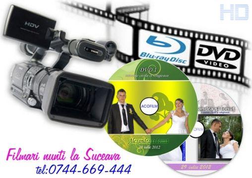 cameraman si fotograf nunta suceava - http://filmari-nunti-suceava.radaseni.info.ro
