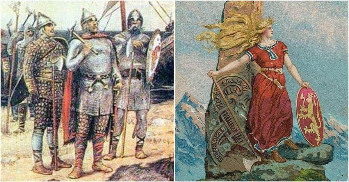 Viking Love 8 Facts About Love And Love Making Among The Vikings In 2020 Vikings