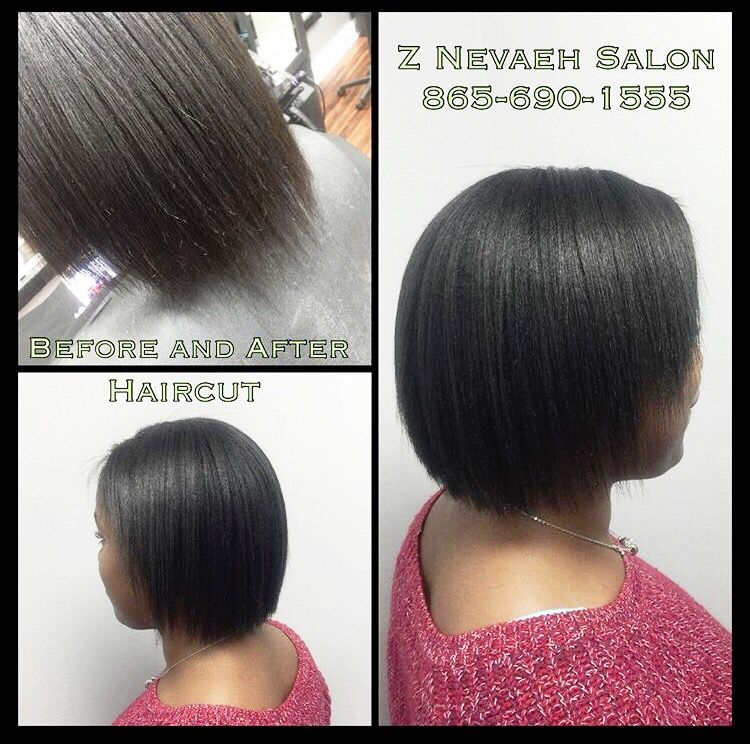 Blowout New Haircut By Brandon Znevaehsalon Blowout Haircut