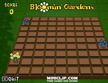 Bloomin Gardens Http Dotgames De Game 73 Html Denkspiele Spiele Online