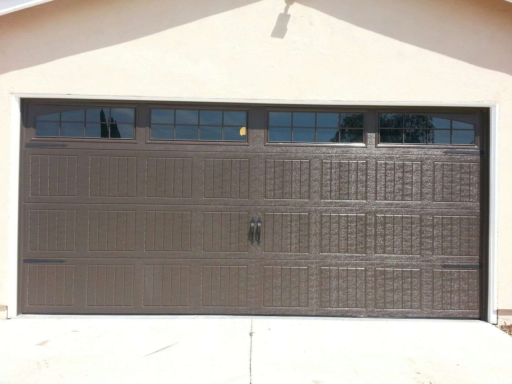 Wayne Dalton Model 9100 Wayne Dalton Garage Doors Garage Door Design Curb Appeal