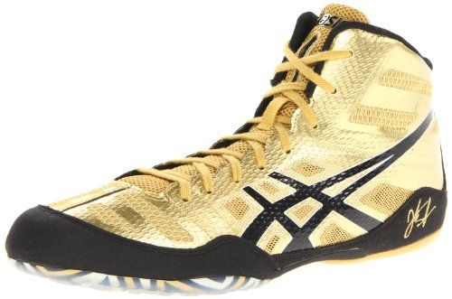 JB Elite Wrestling Shoe,Olympic Gold