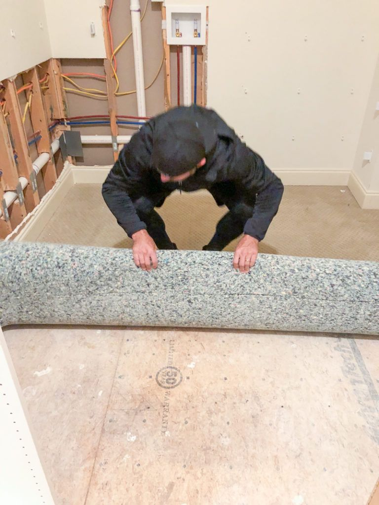 How to install luxury vinyl plank flooring bower power