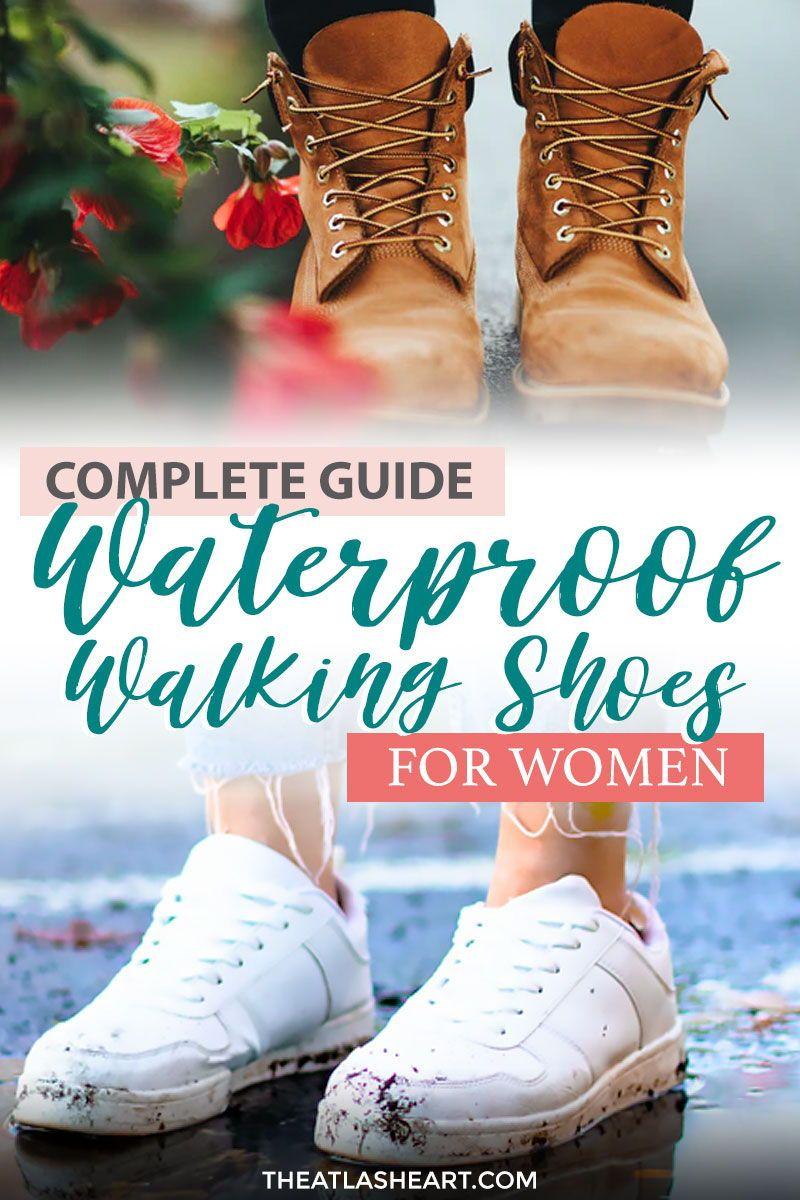 12 Best Waterproof Walking Shoes for