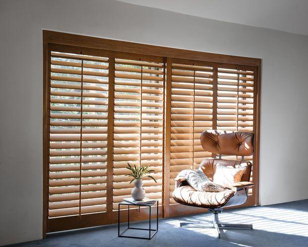 Pin By Marilo Jimenez On Guardas In 2020 Wood Shutters Interior Window Shutters Interior Windows