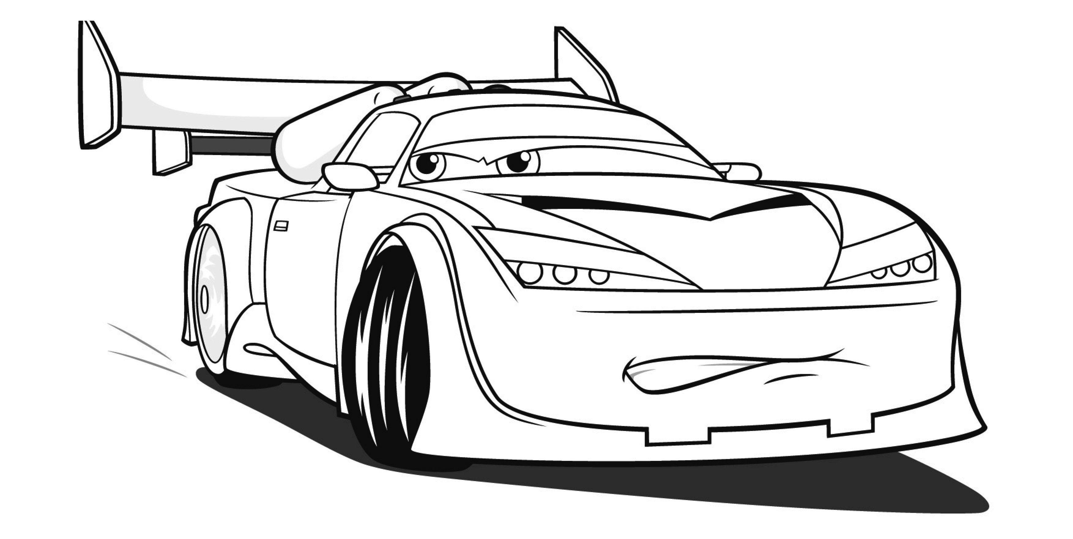 Ausmalbilder Cars