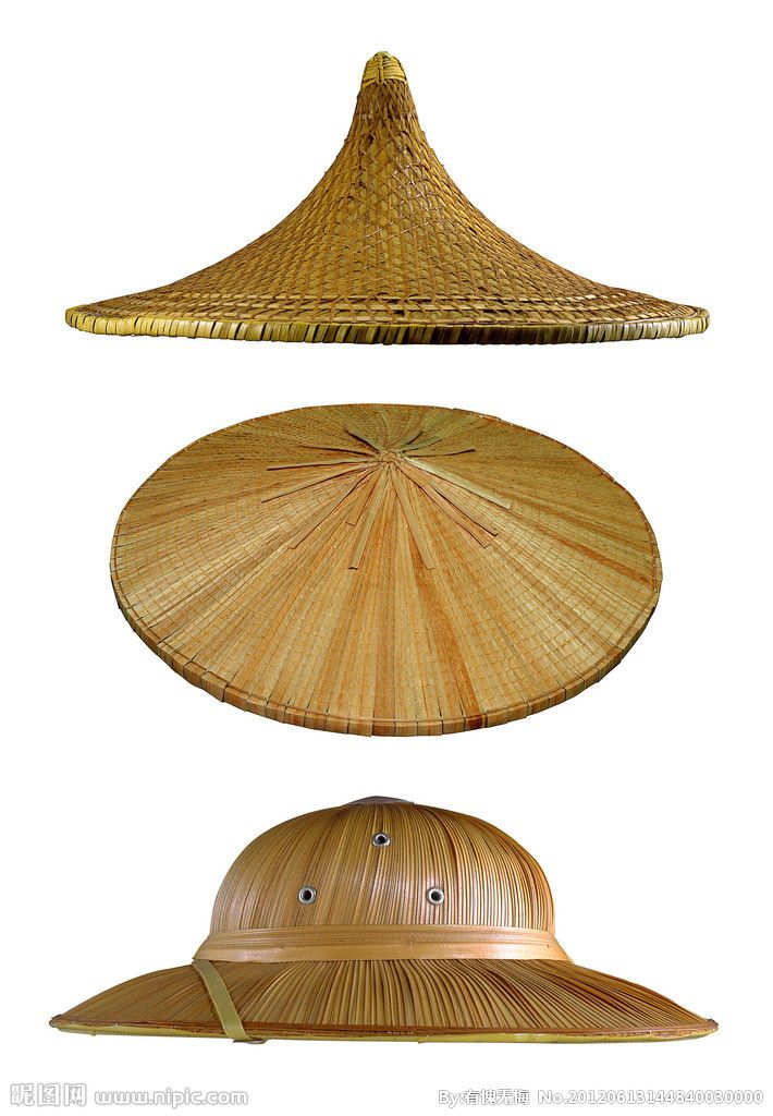 8f6e8c461 Bamboo hat in China | Awesome in 2019 | Chinese hat, Chinese bamboo ...