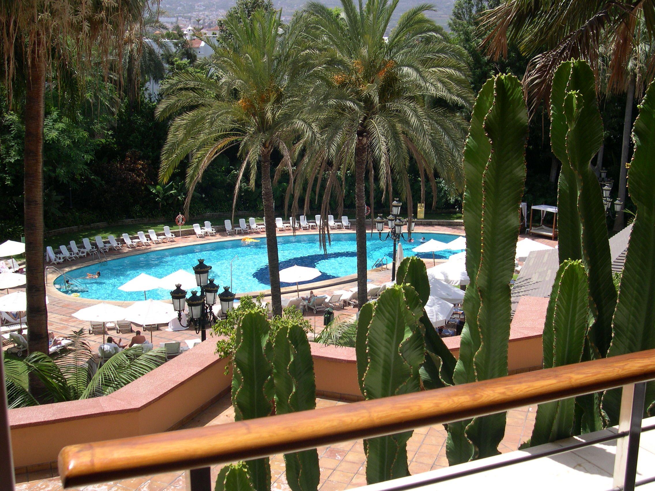 Hotel Botánico (Puerto de la CruzTenerife) Spa breaks