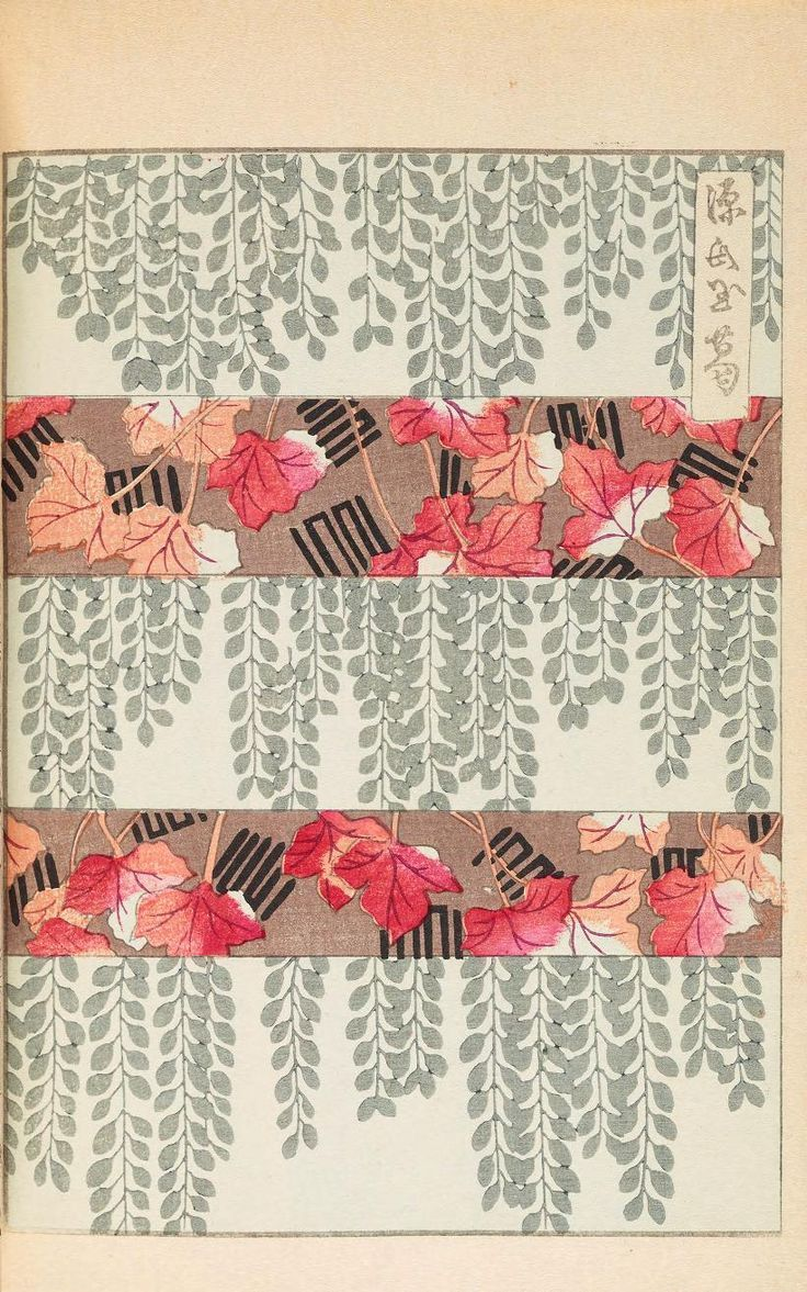 vintage Japanese - so pretty